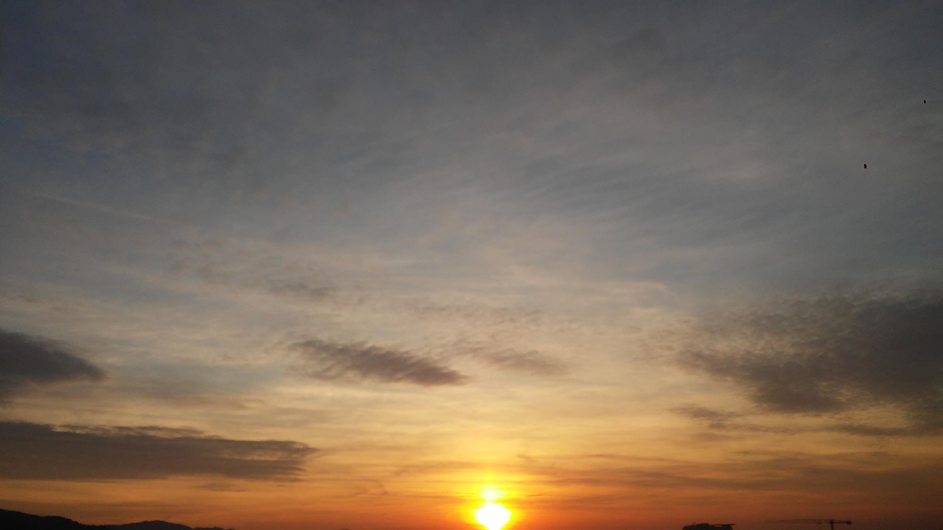 Dante Alighieri tramonto