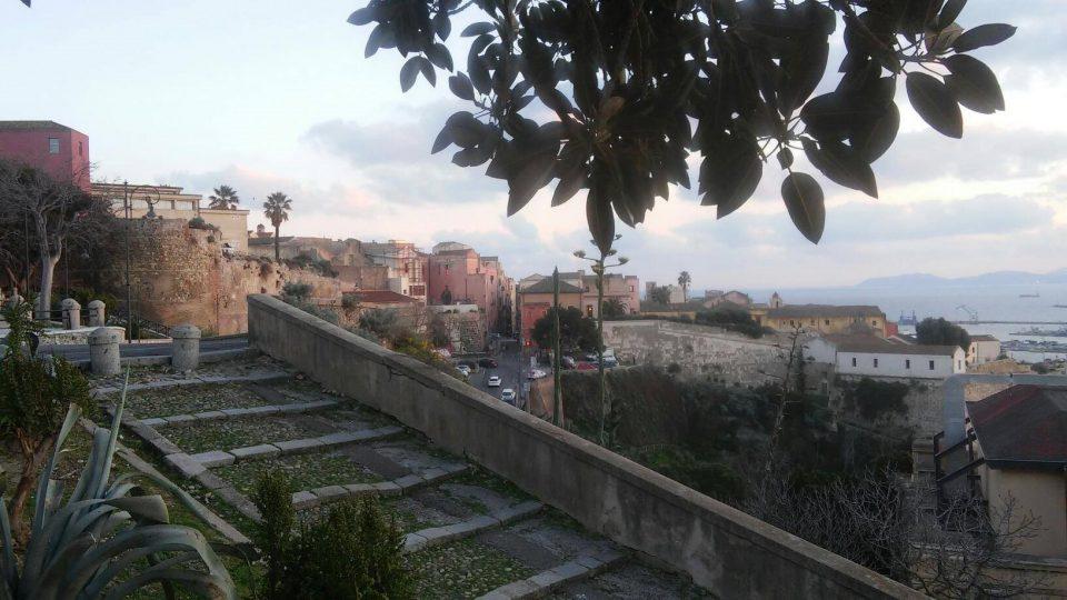 Cagliari castello quartiere