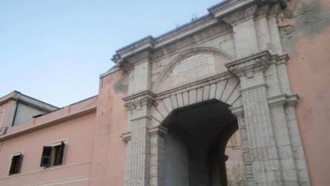 Porta di Santa Cristina Cagliari