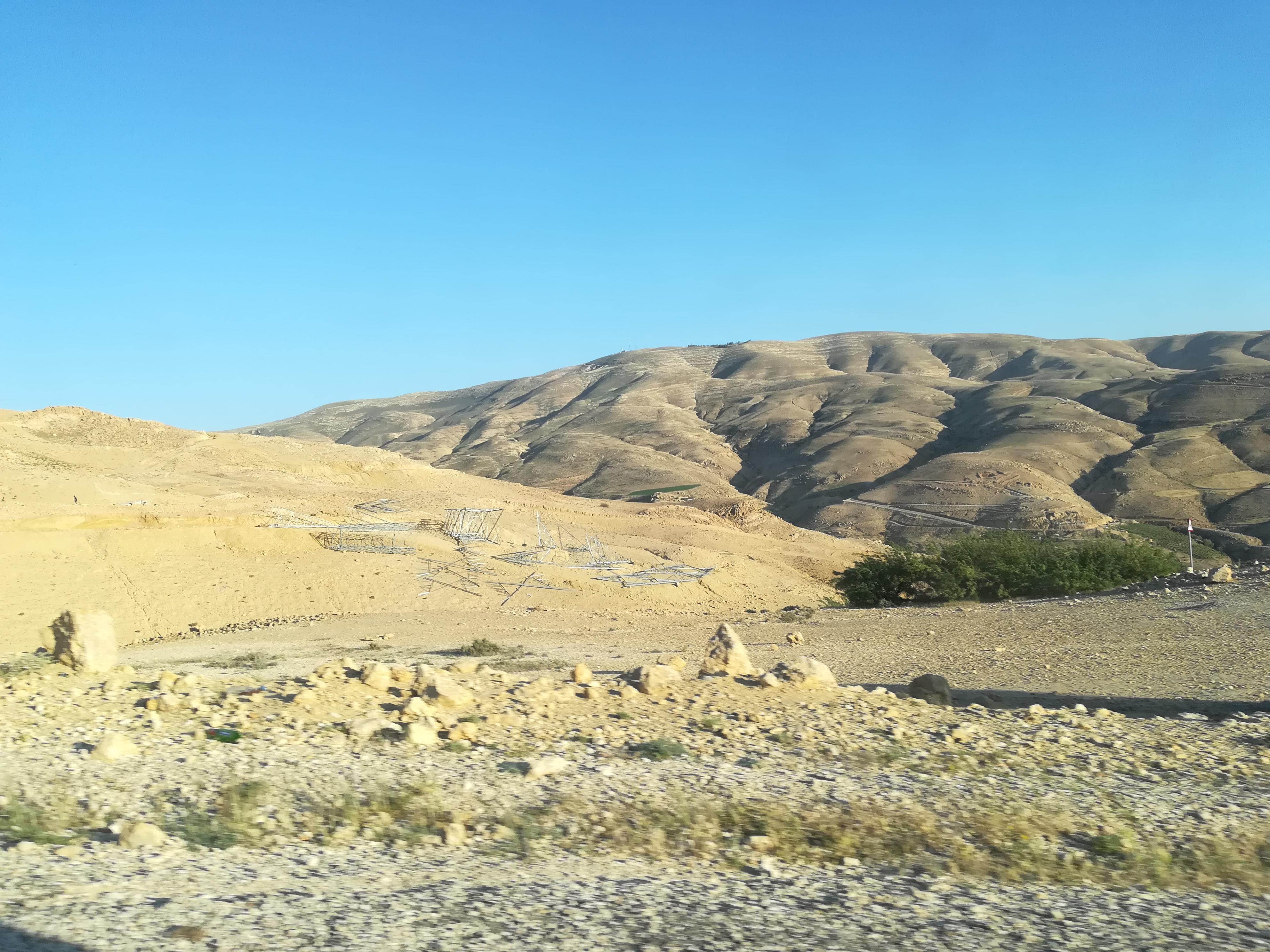 Deserto colline