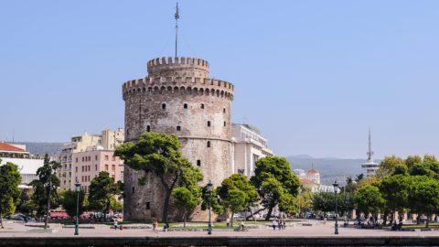 Torre bianca di Salonicco origine del nome